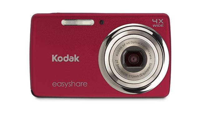 Kodak EasyShare M532 Red