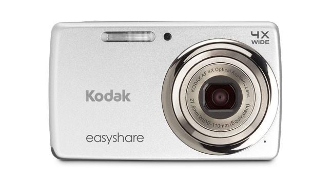 Kodak EasyShare M532 Silver