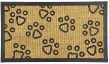 Kokosová rohožka Tlapky (40x70 cm)