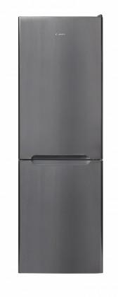 Kombinovaná lednice s mrazákem dole candy chsb 6186 xf, a+++