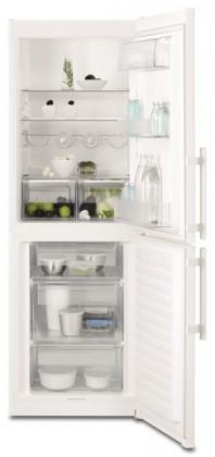 Kombinovaná lednice s mrazákem dole electrolux en3201mow, a++