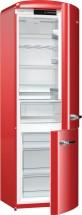 Kombinovaná lednice s mrazákem dole Gorenje ORK192RD, A++