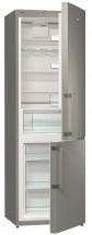 Kombinovaná lednice s mrazákem dole GORENJE RK 6192 BX, A++