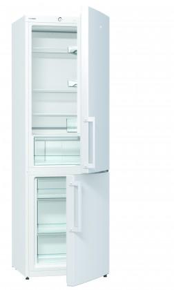 Kombinovaná lednice s mrazákem dole gorenje rk 6w2, a++