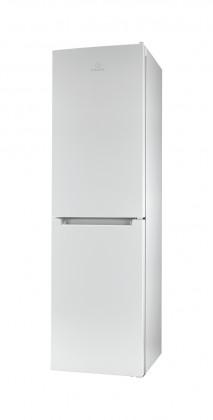 Kombinovaná lednice s mrazákem dole indesit lr9 s2q f w b, a++