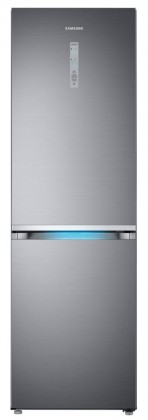 Kombinovaná lednice s mrazákem dole samsung rb38r7839s9