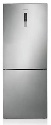 Kombinovaná lednice s mrazákem dole samsung rl4353rbas,a++