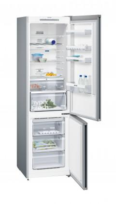 Kombinovaná lednice s mrazákem dole siemens kg39nvl45, a+++