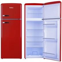 Kombinovaná lednice s mrazákem nahoře Amica VD 1442 AR