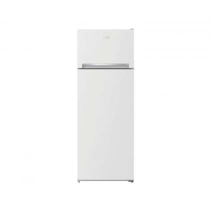Kombinovaná lednice s mrazákem nahoře beko rdsa 240 k30w