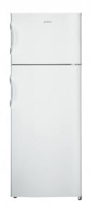 Kombinovaná lednice s mrazákem nahoře gorenje rf 4141 anw