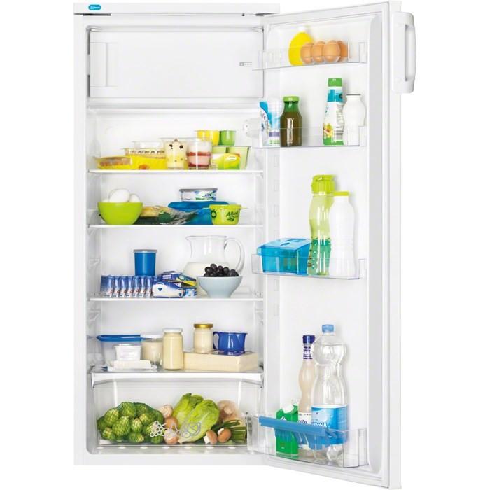 Kombinované lednice Jednodveřová lednice Zanussi ZRA 22800 WA