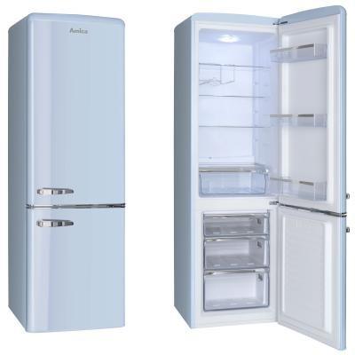 Kombinované lednice Kombinovaná chladnička Amica KGCR 387100 L, A++