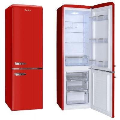 Kombinované lednice Kombinovaná chladnička Amica KGCR 387100 R, A++