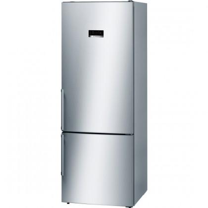 Kombinované lednice Kombinovaná lednice s mrazákem dole Bosch KGN 56XI40, A+++