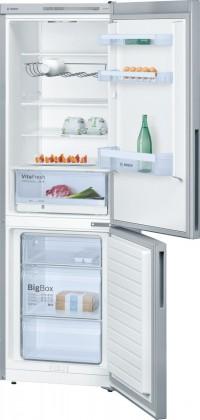 Kombinované lednice Kombinovaná lednice s mrazákem dole Bosch KGV 36VL32, A++