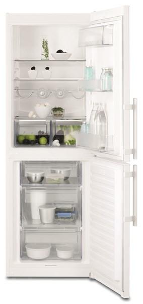 Kombinované lednice Kombinovaná lednice s mrazákem dole Electrolux EN3201MOW, A++
