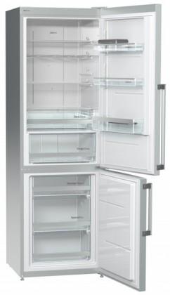 Kombinované lednice Kombinovaná lednice s mrazákem dole Gorenje NRK 6192 TX, A++