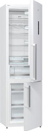 Kombinované lednice Kombinovaná lednice s mrazákem dole Gorenje NRK 6202TW, A++