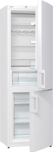 Kombinované lednice Kombinovaná lednice s mrazákem dole Gorenje RK 6192 AW, A++