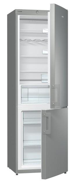 Kombinované lednice Kombinovaná lednice s mrazákem dole Gorenje RK 6192 AX, A++
