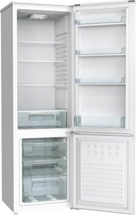 Kombinované lednice Kombinovaná lednice s mrazákem dole Gorenje RK4172ANW, A++