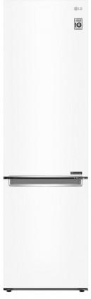 Kombinované lednice Kombinovaná lednice s mrazákem dole LG GBB71SWEFN, A+++