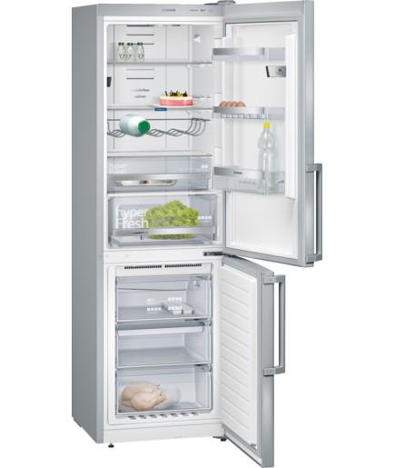 Kombinované lednice Kombinovaná lednice s mrazákem dole Siemens KG 36NHI32, A++