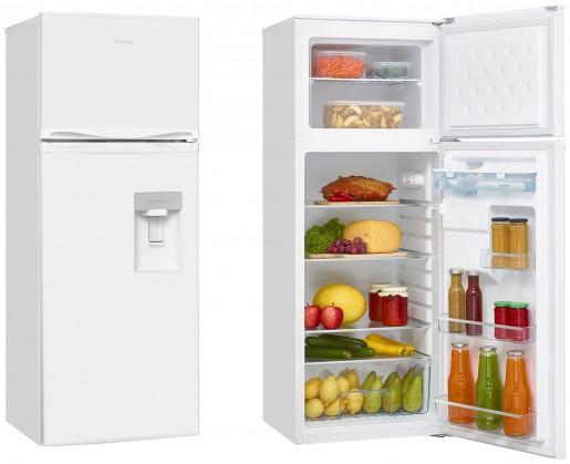 Kombinované lednice Kombinovaná lednice s mrazákem nahoře Amica VD 1441 AWW