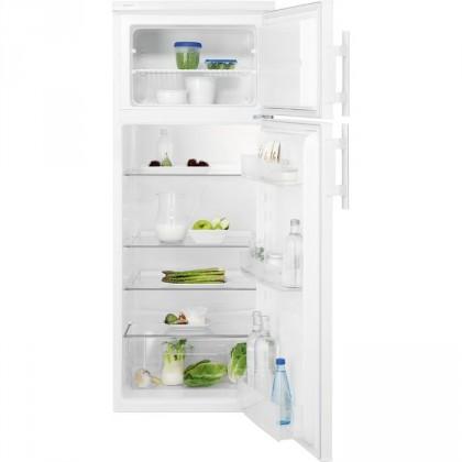 Kombinované lednice Kombinovaná lednice s mrazákem nahoře Electrolux EJ2301AOW2