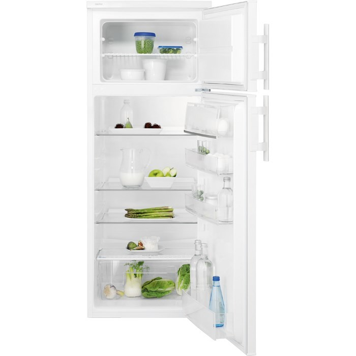 Kombinované lednice Kombinovaná lednice s mrazákem nahoře Electrolux EJ2801AOW2