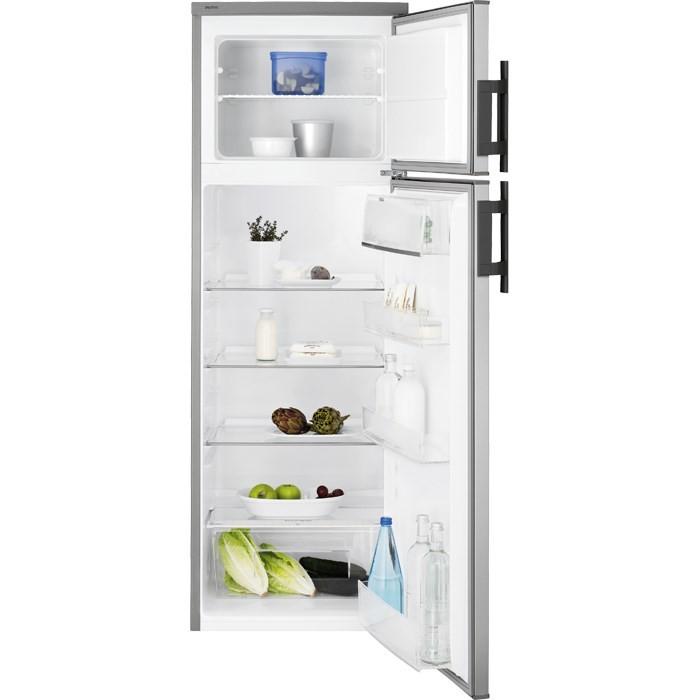 Kombinované lednice Kombinovaná lednice s mrazákem nahoře Electrolux EJ2801AOX2