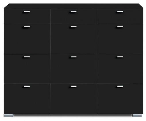 Komoda Gallery 19 - Komoda (černá)