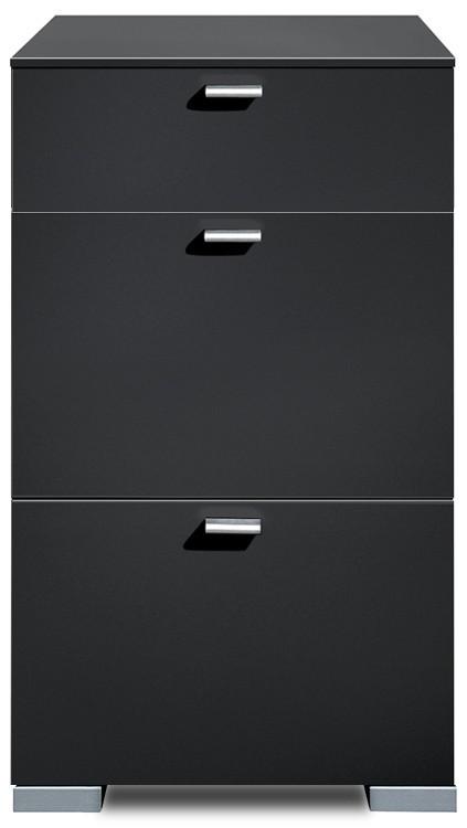 Komoda Gallery 47 - Komoda (černá)