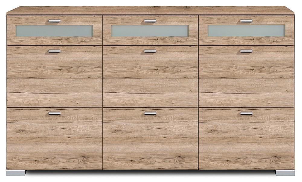 Komoda Gallery 63 - Komoda, M4645534 (dub pískový)