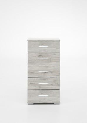 Komoda Kampen 848700(bílý dub)