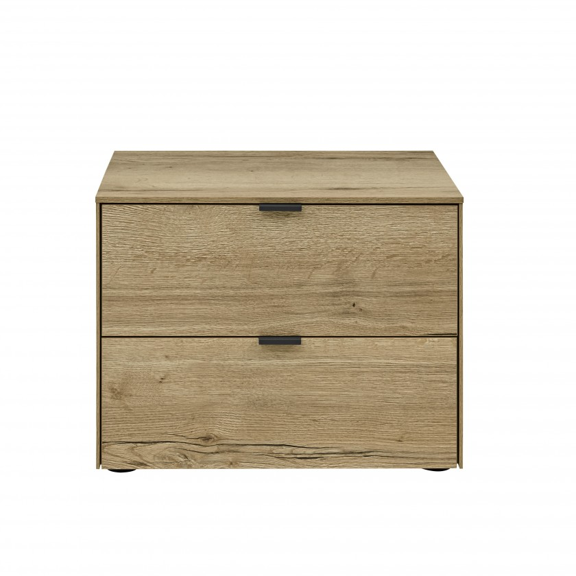 Komoda Tender - 577553 (divoký dub nature/divoký dub nature feelwood)