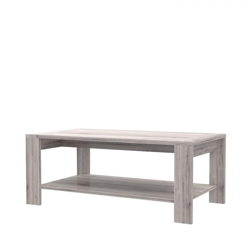 Konfereční stolek - dřevěný Big Bang - Konferenční stolek (D41 dub pískový)