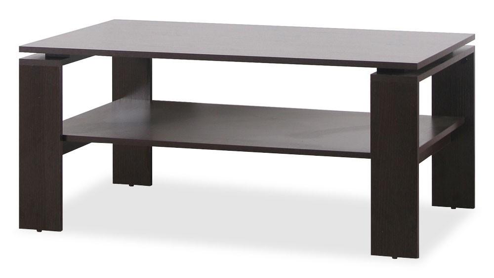 Konfereční stolek - dřevěný Boise - BS 1, Konferenční stolek (dub maggic)