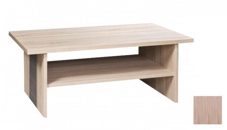 Konfereční stolek - dřevěný Bori (Dub Bardolino/Dub Bardolino)