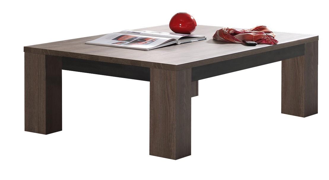 Konfereční stolek - dřevěný Caldare - Kávový stůl C076 (borovice camargue)