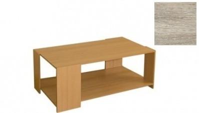 Konfereční stolek - dřevěný Cube I (Dub Sonoma 8197)