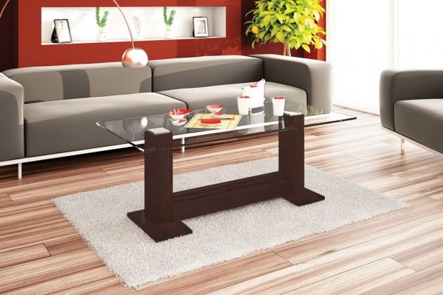 Konfereční stolek - dřevěný Eter (avola braz)