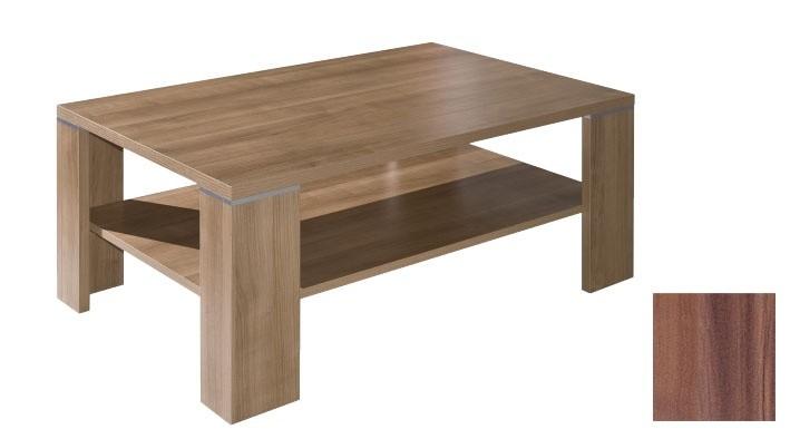 Konfereční stolek - dřevěný Faleg (Švestka)