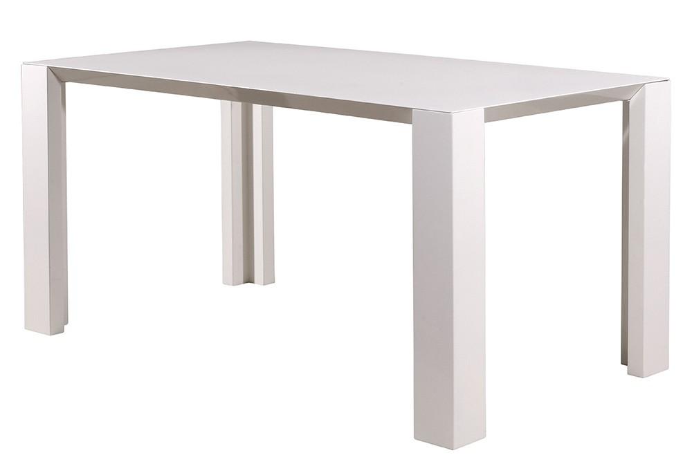 Konfereční stolek - dřevěný GW-Fino - Stůl (bílá)