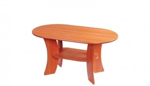 Konfereční stolek - dřevěný K 41 (buk, olše, třešeň, ořech)