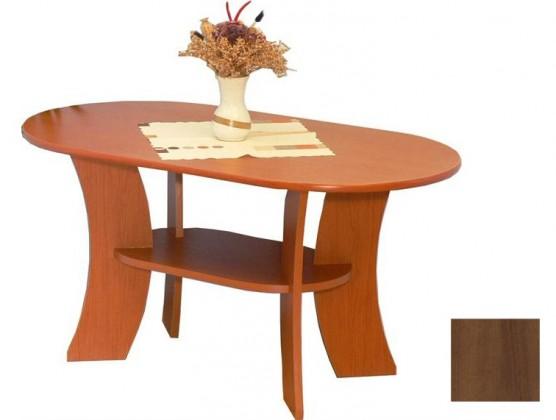 Konfereční stolek - dřevěný K 41 (Ořech)