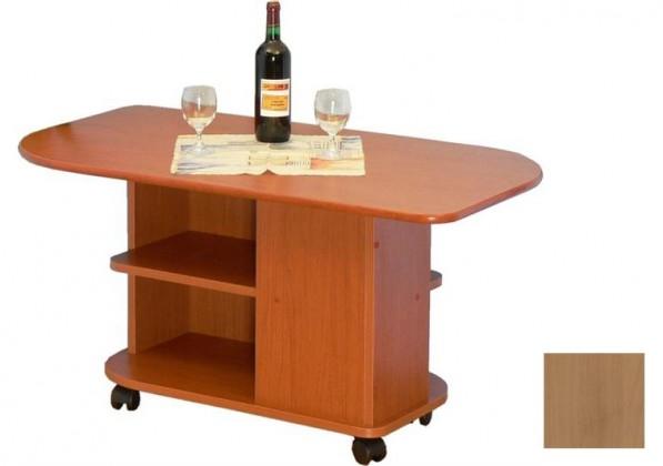Konfereční stolek - dřevěný K 53 (Olše)