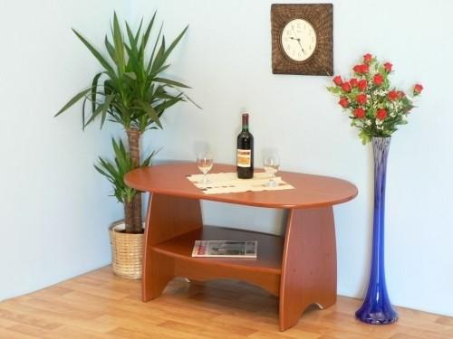 Konfereční stolek - dřevěný K 61 (Buk)