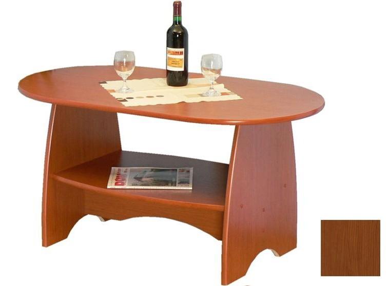 Konfereční stolek - dřevěný K 61 (Třešeň)